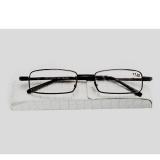 Thinline Eyeglass TL811 GUN,  Black  Thinline