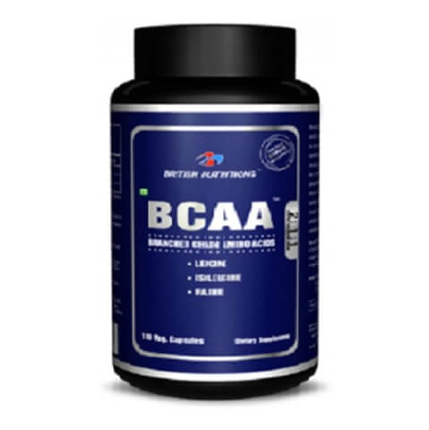 British Nutritions BCAA,  180 capsules  Unflavoured