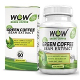 WOW Green Coffee Bean Extract,  60 veggie capsule(s)