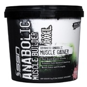 SSN Anabolic Muscle Builder XXXL,  11 lb  Strawberry