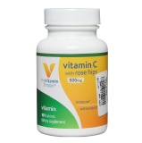 Vitamin Shoppe Vitamin C-1000 With Rose Hips,  Unflavoured  100 tablet(s)