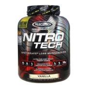 MuscleTech NitroTech Performance Series,  3.97 lb  Vanilla