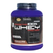 Ultimate Nutrition Prostar 100% Whey Protein,  5.28 lb  Chocolate Creme