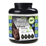 Summit Nutritions 100% Pure Whey Protein Isolate,  2 Lb  Chocolate