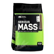 ON (Optimum Nutrition) Serious Mass,  Chocolate  12 lb