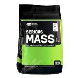 ON (Optimum Nutrition) Serious Mass,  Chocolate Peanut Butter  6 Lb