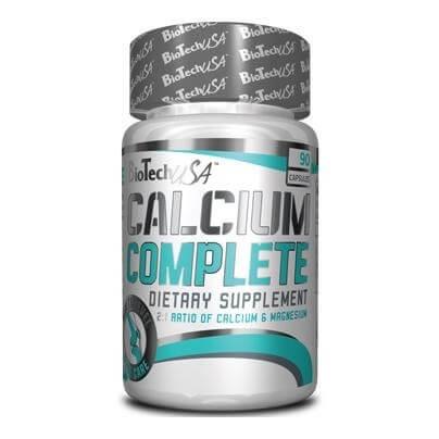 Biotech Calcium Complete,  Unflavoured  90 capsules