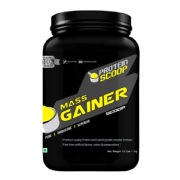 Protein Scoop Mass Gainer,  2.2 lb  Strawberry