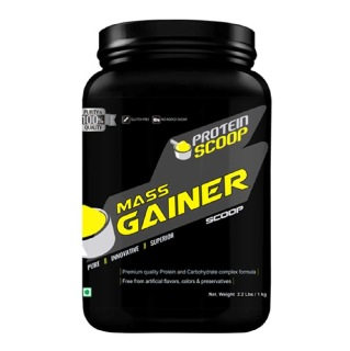 Protein Scoop Mass Gainer,  Strawberry  6.6 Lb
