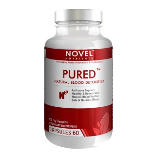 Novel Nutrients Pured (400mg),  60 capsules
