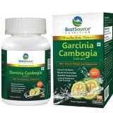 BestSource Nutrition Garcinia Cambogia Extract (500mg),  60 Veggie Capsule(s)