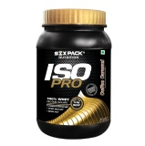 Six Pack Nutrition ISOPRO,  2.2 Lb  Coffee Caramel
