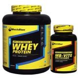 MuscleBlaze Multivitamins to Improve Endurance Combo