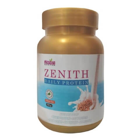 Zenith Nutrition Daily Protein Shake,  0.22 lb  Choco Ice