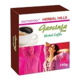 Herbal Hills Garcinia Plus Herbal Coffee,  100 G  Unflavoured