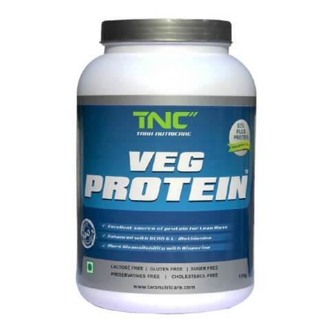 Tara Nutricare Veg Protein,  2.2 lb  Vanilla
