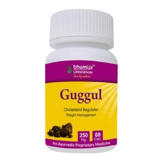 Bhumija Guggul,  60 capsules