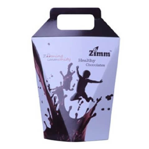 Zimm Health,  200 g  Chocolate