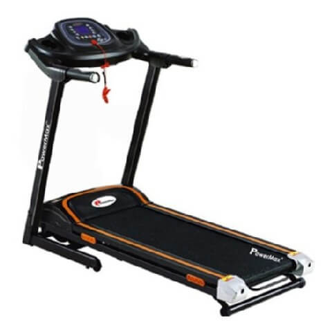 Power Max TDM-115 Motorized Treadmill available at Healthkart for Rs.405