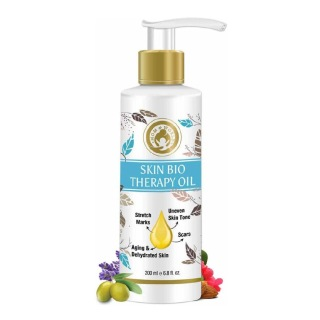 2 - Mom & World Skin Bio Therapy Oil,  200 ml  for Stretch Marks, Scars & Skin Toning