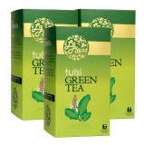 Laplant Tulsi Green Tea,  25 Piece(s)/Pack  Tulsi(Pack Of 3)
