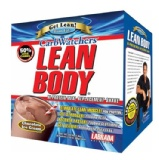 Labrada Lean Body Carb Watcher,  20 sachets/pack  Chocolate Ice Cream
