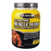 Big Muscles Xtreme Muscle Mass,  6 lb  Chocolate