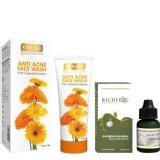 Richfeel Healthy Hair Combo,  Anti Hair Fall Combo  2 Piece(s)/Pack