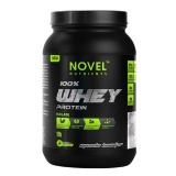 Novel Nutrients 100% Whey Protein Isolate,  1 Lb  Vanilla