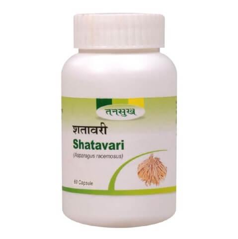 Tansukh Shatavari,  60 capsules