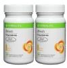 Herbalife Afresh Energy Drink Mix (Pack of 2),  0.050 kg  Lemon