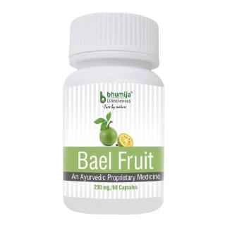 Bhumija Bael Fruit,  60 capsules