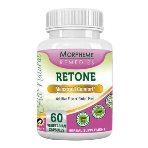 Morpheme Remedies Retone (500 mg),  60 veggie capsule(s)