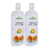 Wheezal Arnica Hair N Scalp Treatment (Pack Of 2),  Anti Hair Fall  500 Ml