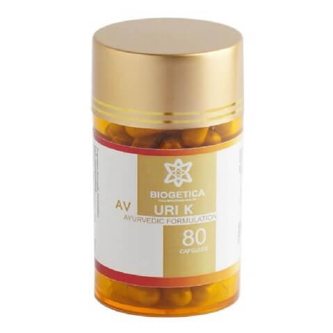 Biogetica AV Uri K,  80 capsules