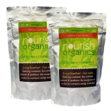 Nourish Organics Active Flaxseeds (Pack Of 2),  200 G