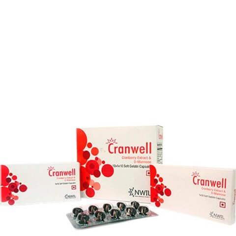 NWIL Cranwell,  100 capsules