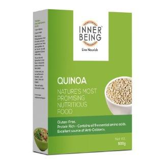 Inner Being Live Nourish Quinoa,  Unflavoured  500 g