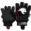 KOBO Gym Gloves (WTG-07),  Black  XL