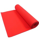 Devine Fitness Yoga Mat,  Red  10 Mm