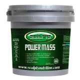 Sculpts Power Mass,  Chocolate  11 Lb