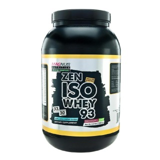 Magnus Nutrition Iso Whey 93, 2.2 lb Chocolate Mint