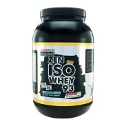 Magnus Nutrition Iso Whey 93,  2.2 lb  Green Apple