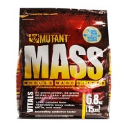Mutant Mass Gainer,  15 lb  Cookies & Cream