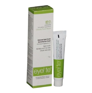 Finn Cosmeceuticals Eyelite Advanced Dark Circles Correcting Eye Cream,  15 G  For All Skin Types