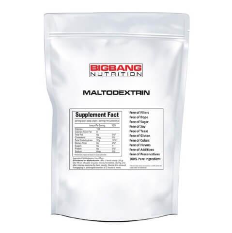 BigBang Nutrition Maltodextrin,  2 lb  Unflavoured