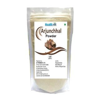 Healthvit Arjunchhal Powder,  100 g