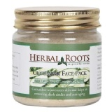 Herbal Roots Cucumber Face Pack,  100 G  Skin Revitalizing And Anti-Ageing