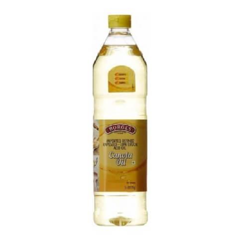 Borges Canola Oil,  1 L