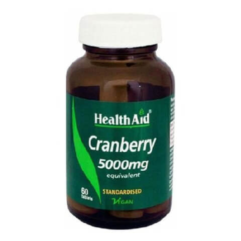 HealthAid Cranberry,  60 tablet(s)